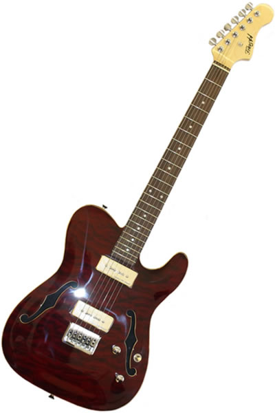 Tele tthinline red :