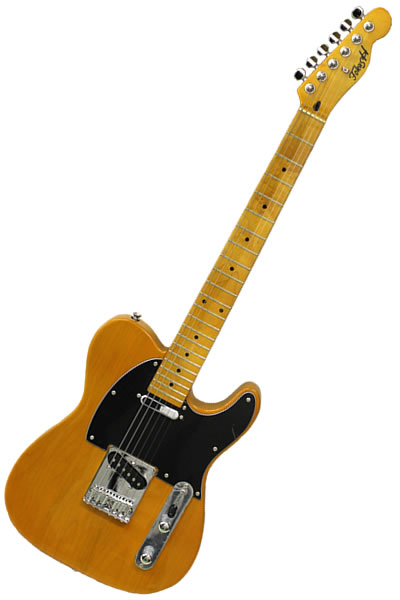 Tele Butterscotch :